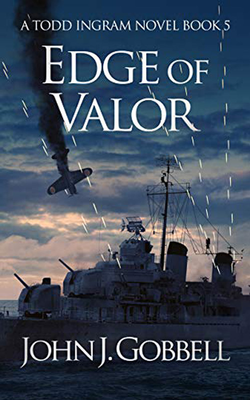 Edge of Valor: Todd Ingram Book 5