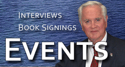 Interviews and Book Signings with John.