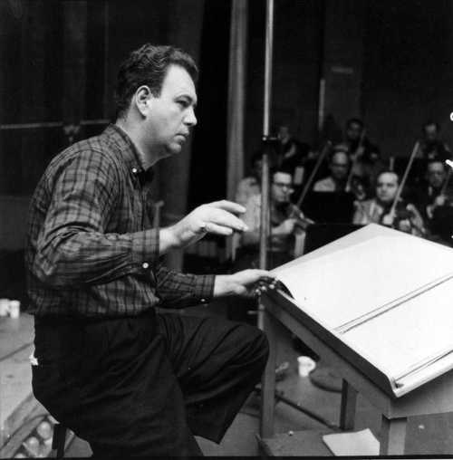 Nelson Riddle and Hist Orchestra