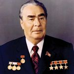 Leonid Brezhnev - President of Union of Soviet Socialist Republics -- 1964 to 1982