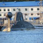 Rybachiy submarine base