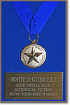 MWSA Gold Medal on blue background.