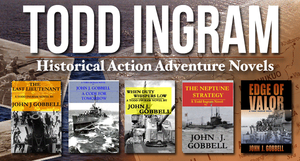Todd Ingram Series