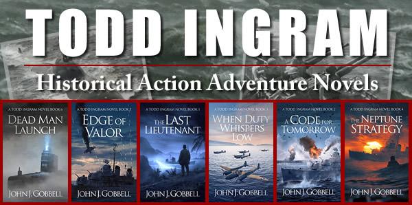 John J Gobbell | Historical Thriller Author