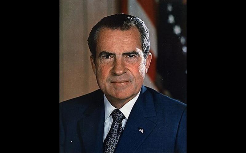 Richard M Nixon - 37th President - 1969 to 1974