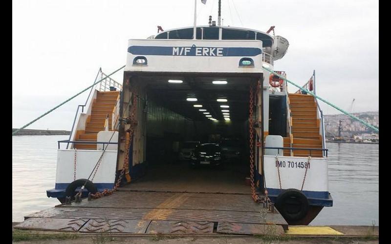 Auto Ferry - Sochi to Trabzon