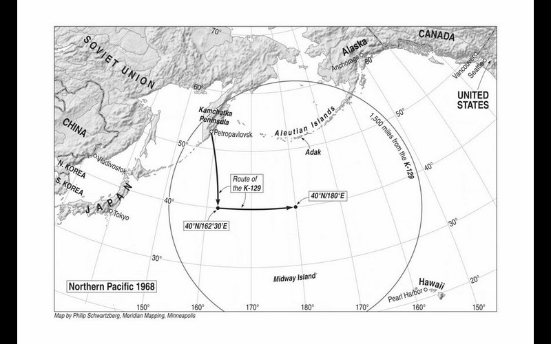 North Pacific Azimuthal
