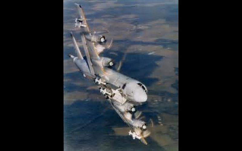 P-3 Orion loadout