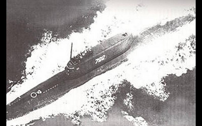 Soviet ballistic missile submarine