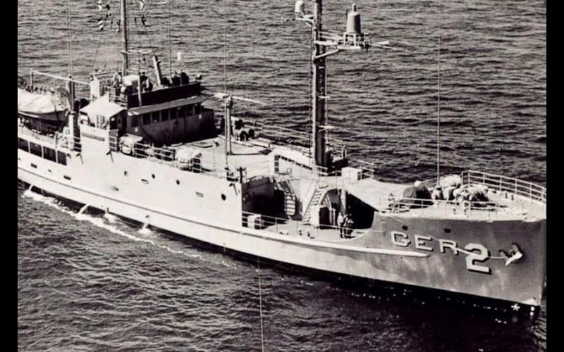USS PUEBLO (AGER2)