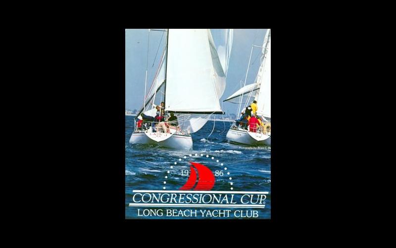 CONGRESSIONAL CUP(LONG BEACH YACHT CLUB)