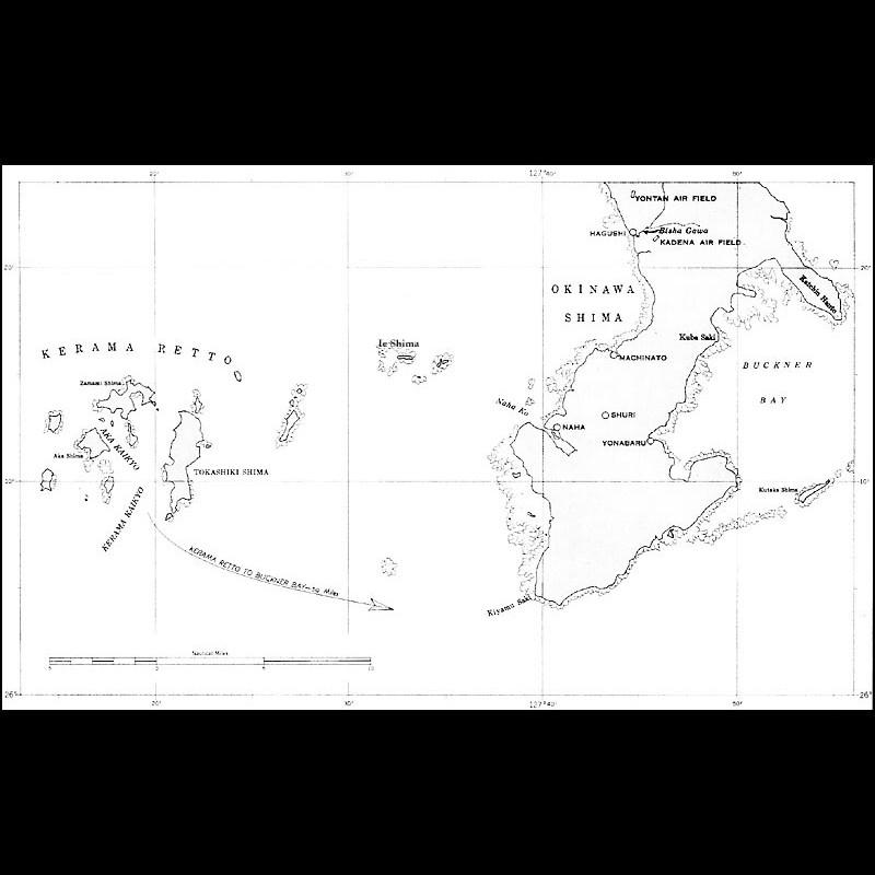 Okinawa Islands and Environs