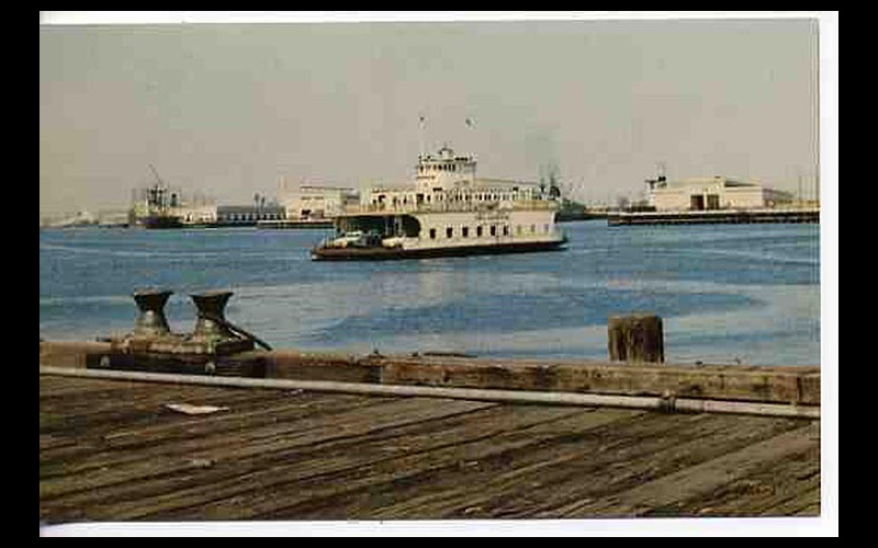 The Islander Ferry - San Pedro to Terminal Island