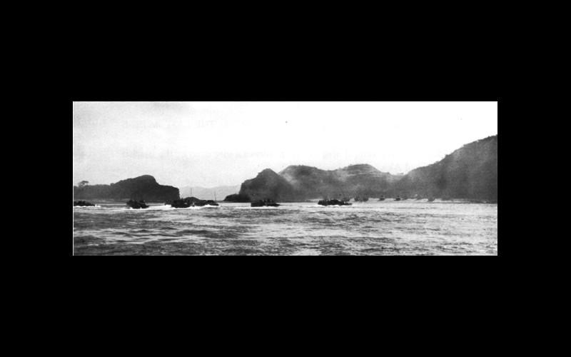 Kerama Retto invaded 26 March 1945