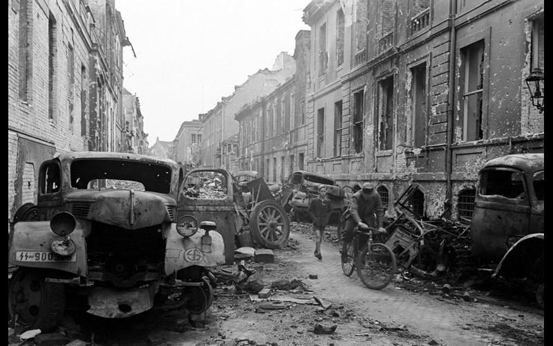 Berlin - 1945.
