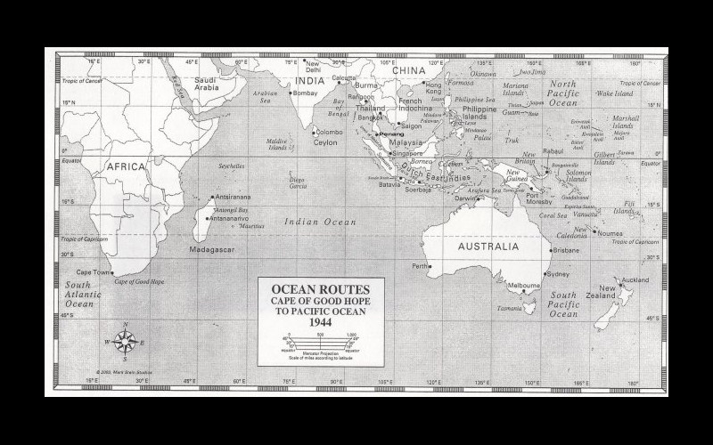 Charts - Ocean Routes