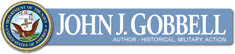 John J Gobbell | Historical Thriller Author Logo